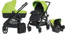 Inglesina Trio Trilogy Colors Acid Green