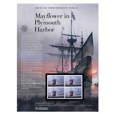 USPS New Mayflower American Commemorative Panel