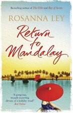 ROSANNA LEY __ RETURN TO MANDALAY ___ BRAND NEW __ FREEPOST UK