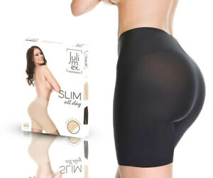 JULIMEX SHAPEWEAR SLIM BERMUDA 574 ALL DAY ULTRA THIN INVISIBLE TECHNOLOGY PANTY