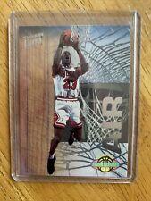 Michael Jordan Famous Nicknames Insert Card 1993-94 Fleer Ultra #7 Chicago Bulls