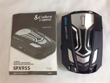 NEW Cobra SPX955 14 Band Digital Radar/Laser Detector