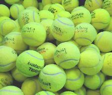 15 or 30 Used Tennis Balls. GREAT CONDITION. Wilson, Head, Slazenger, Dunlop Etc