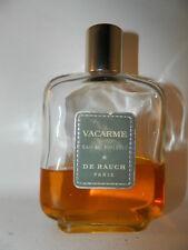 De Rauch Paris Vacarme 8 Oz Women Perfume Eau de Toilette Splash 30% Vintage