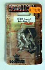 Agents of Gaming:SS-203:Imperial Talon Herc Rebellion 10mm Sci-Fi-Sealed 1998