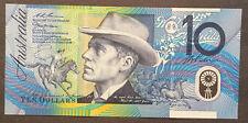 1996-98 - Australia 10 Dollars - Polymer Note