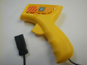 Spare Replacement Controller Joystick for 19V Scalextric - YELLOW 2