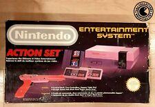 Pack Nintendo NES - Action Set - Boite vide