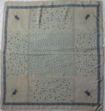 -Superbe foulard VALENTINO soie TBEG vintage scarf 82 x 90 cm 43edd64b013