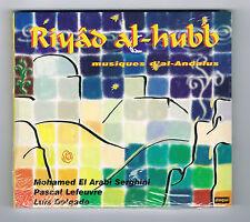 EL ARABI / LEFEUVRE / DELGADO - RIYÂD AL-HUBB - 12 TITRES - 2001 - NEUF NEW NEU