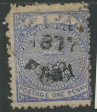 Fiji SG31 1877 1d blue Used