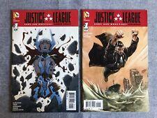 Justice League Gods and Monsters 1 3 Superman Batman Wonder Woman Dc Comics Nm