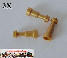 10x LEGO ® 64644 Télescope Jumelles Télescope Noir NEUF