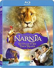 The Chronicles of Narnia: The Voyage of the Dawn Trader (Blu-ray Disc, 2012 NEW