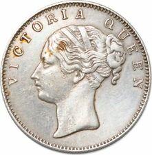 S8542 india one rupee 1840 silver victoria silver - > make offer