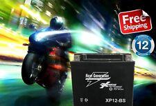 YTX12-BS  AGM MOTORCYCLE BATTERY HONDA HARLEY SUZUKI KAWASAKI YAMAHA