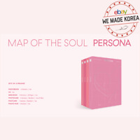 BTS MAP OF THE SOUL:PERSONA Album CD+Photo Book+Photocard+Photo Film Random Ver.