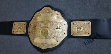 More details for wwe world heavyweight big gold championship replica belt adult size wcw champion