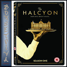 THE HALCYON - COMPLETE SEASON 1 - FIRST SEASON *** BRAND NEW DVD***