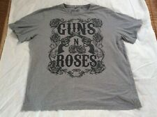 Guns N Roses Tshirt   Vintage 90s American Hard Rock Band Tee Slash Axl Rose