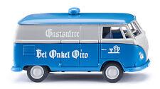 1:87 Wiking 0778 04 VW T1 - Gaststätte Bei Onkel Otto - Sonderm. mit Sammelmarke