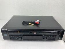 Sony Mxd-D40, Cd to MiniDisc Recorder/Player Recorder