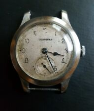 Longines Vintage Rare Military Mens Watch - Running Strong