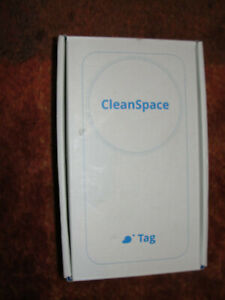 CleanSpace Tag : The Personal Air Pollution Smart Sensor