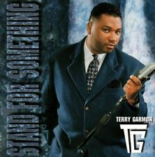 New: Garmon,Terry: Stand for Something  Audio Cassette