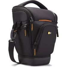 Case Logic SLRC201 Digital SLR Zoom Camera Holster Bag / Case BLACK BRAND NEW