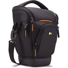 Case Logic SLRC201 Digital SLR Zoom Camera Holster Bag / case BLACK BRAND NEW