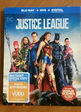 Justice League - Dc- Br+Dvd+Digital Code 😀