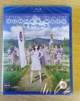 Summer Wars Sumiko Fuji, Ryûnosuke Kamiki, Ayumu Saitô New Sealed Blu Ray anime