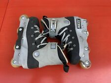 Roces Fifth Element Aggressive Inline Roller Blades Size 7