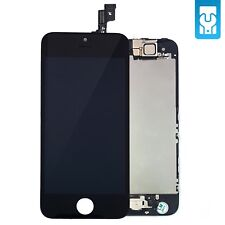 LCD Screen for Apple iPhone SE Black +Camera +Home Button OEM Quality