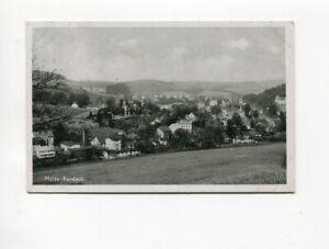 uralte AK Mulda-Randeck  Teilansicht 1943 //07