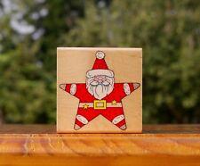Star-Shaped Santa 2 3/8