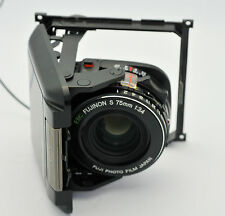 FUJICA GS645 Fuji Fujifilm Fujica 6X4.5 Front Panel c/w lens