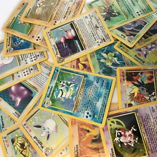 Vintage Pokemon 24 Card Random Lot, 2 Holo and 5 Rare! Over $35 Value!