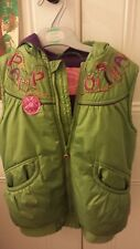 Pampolina Designer Sleeveless Jacket, Girls, age 9-10