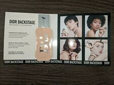 "BN "" DIOR - BACKSTAGE "" 3N FACE & BODY FOUNDATION SAMPLE - 1ML !"