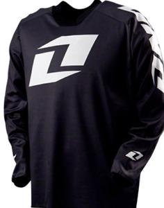MTB Mx Icon Jersey Black long sleeves Size Medium One Industries.