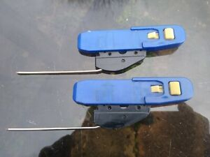 passap strippers x 2 used but good condition for passap blue