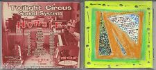 TWILIGHT CIRCUS SOUND SYSTEM HORSIE CD RARE NUMBERED HANDMADE BOOKLET DUB