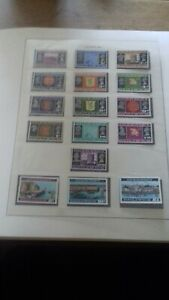 Guernsey Channel Islands 1969-1994 Stamp Album Falzlos Album