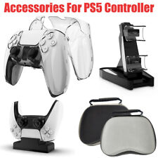 Controller Charger Charging Station Dock Case Bag For PS5 Gamepad Accessories