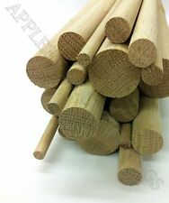 Long Imperi... 10 pcs 1//4 Dia Birch Hardwood Dowel Rods 12 Inches 6.35 x 300mm