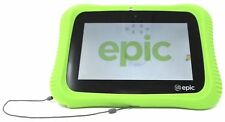 """LeapFrog Epic Academy Edition 7"""" Android Kids Learning Tablet Green"""