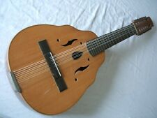 NICE SPANISH ? BANDURRIA 12 STRINGS LAUD YES STEVE HOWE GOING FOR THE ONE LIVE