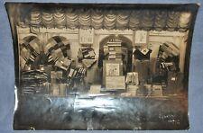 WWI Era Red Cross Window Display Photo - Holyoke, Mass.